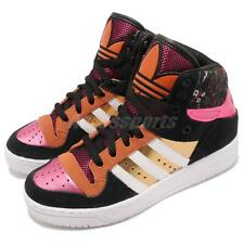 adidas Originals M Attitude W Black Pink Floral Women Shoes Sneakers B35346