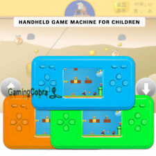 Portable Handheld Game Console LCD Color Screen for Children Bulit in 298 Games