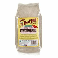 Bob's Red Mill - Organic Buckwheat Flour ( 4 - 22 OZ)