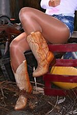 HOOTERS Halloween Costume TIGHTS PANTYHOSE Pick Item Color & Size A B C D Q XXL