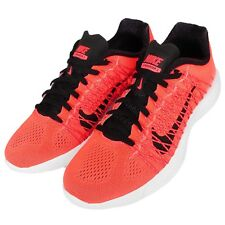 Wmns Nike Lunaracer 3 III Red Black Womens Running Shoes Sneakers 554683-806