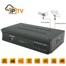 FREESAT V7 COMBO DVB-T2 DVB-S2 Satellite Terrestrial Receiver TV Tuner MPEG-4 HD
