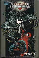 ULTIMATE SPIDER-MAN VENOM MARVEL PREM HARDCVR GN TPB BENDIS #33-39 SEALED NEW