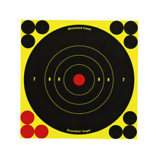 Birchwood Casey Shoot-N-C Targets: Bull's-Eye 6""