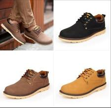 New Men's England Retro Casual Shoes Martin boots Sports Sneakers tooling shoes