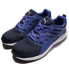 Puma Flare Metal Wns SPRK Blue Black Speckle Womens Running Shoes 189033-01