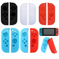 New Silicone Rubber Skin Case Gel Cover Grip For Nintendo Switch Joy-Con USA!