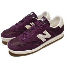 New Balance CRT300SS D 300 Purple Ivory Suede Men Shoes Sneakers CRT300 SSD
