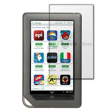 1 3 6 10 Lot Ultra Clear HD Screen Protector for Barnes Noble Nook Color Tab 7.0