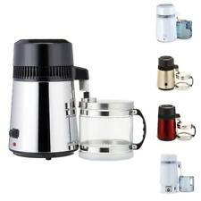 4L Alcohol/Wine Water Purification Distiller Oil Filter Moonshine Still Home/Lab
