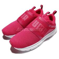 Puma Enzo Strap Wns Strap Pink White Women Running Shoes Sneakers 190027-02