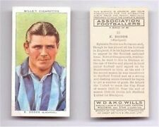 WILLS 1939 Association Footballers football cigarette card - VARIOUS