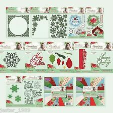 Crafters Companion - FESTIVE WONDER - SARA SIGNATURE COLLECTION - Cardmaking