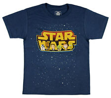 Star Wars Tiny Death Star Rebels Boy's T-Shirt