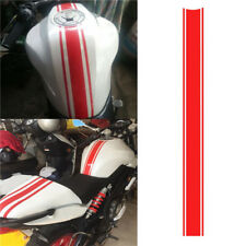 50cm Motorcycle Tank Cowl Vinyl Car Stripe Film Sticker Decal For Cafe Racer