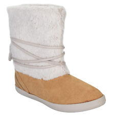 Womens adidas Neo Eskimo Boots In Brown From Get The Label