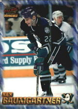 1997-98 Pacific Invincible NHL Regime Choose Your Cards