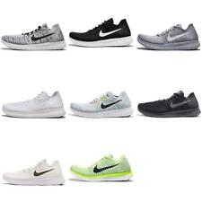 Nike Free RN Flyknit 2017 Free Run Men Running Shoes Sneakers Trainers Pick 1