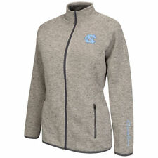 North Carolina Tar Heels Womens Gray Avalanche Jacket - College