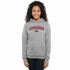 Lafayette College Leopards Women's Ash Proud Mascot Pullover Hoodie - - College