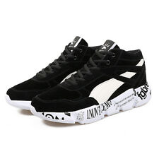 Young Men's Leather Sports Sneaker Ankle boots Running shoes Athletic Shoes sa54