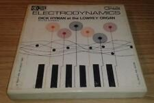 Dick Hyman & His Orchestra Electrodynamics 4 Track Stereo Reel To Reel Tape