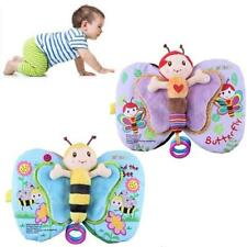 Soft Baby Infant Toddler Butterfly Wing Cloth Book Educational Toy Gift BS