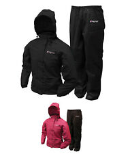 frogg toggs Women's All Purpose Waterproof Breathable Jacket and Pant Suit