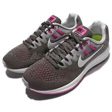 Wmns Nike Air Zoom Structure 20 Grey Purple Womens Running Shoes 849577-006