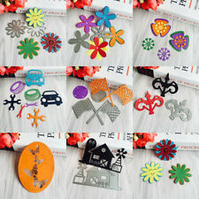 Metal Cutting Dies Stencils For DIY Scrapbooking Photo Album Paper Card New Gift