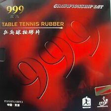 999 999T Attack Loop Type Pips In Table Tennis Rubber with Sponge 2.2mm H44-45