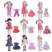 Cute Party/Casual Dress Clothes Suits for 14'' American Girl Wellie Wishers Doll
