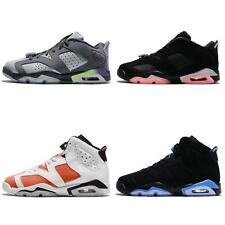 Nike Air Jordan 6 VI Retro BG GG Women Kids Youth AJ6 Shoes Sneakers Pick 1
