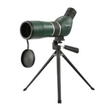 Eyebre 15-45x60 Bird Watching Straight & Angled Spotting Scope w/ Tripod UK J7T0