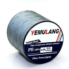 Super Strong 500M Braided Line Dyneema Spectra 100% PE Extreme Sea Fishing Line