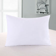 Luxury Down Proof Pillow Protector 600 Thread Count 100-Percent Cotton (Pair)