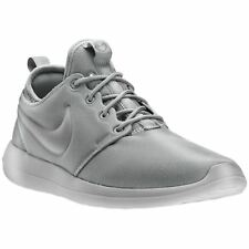 Nike Roshe Two Wolf Grey Mens Mesh Low-Top Lightweight Casual Running Trainers