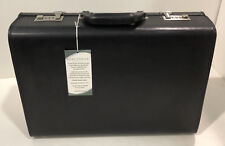 "New KORCHMAR Classic 5"" A1142 Monroe Leather Briefcase Attache $655"