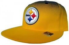 Pittsburgh Steelers Reebok NFL Black/Gold Fitted Hat