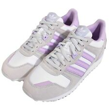 adidas Originals ZX 700 W Grey Purple White Womens Running Shoes Sneakers M19417