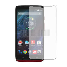 3X LCD Screen Protector Film Guard Cover For Verizon Motorola Droid Turbo XT1254