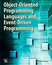 Object-Oriented Programming Languages and Event-Driven Programming HB w/ CD
