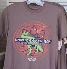 Disney Epcot Universe of Energy Limited Edition Tshirt, NEW