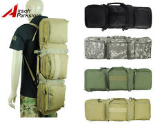 85CM Tactical Hunting Paintball Airsoft Rifle Shotgun Carrying Case Bag Backpack