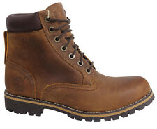 Timberland Earthkeepers Rugged 6 Inch Waterproof Brown Mens Boots A17CK D84