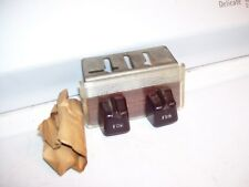 Vintage NOS Automobile dash switch foglight dual lamp gm nash ford chevy rat rod (Fits: More than one vehicle)