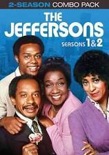 The Jeffersons: Seasons 1 & 2 (DVD, 2014) Free Shipping!