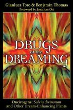 Drugs of the Dreaming : Oneirogens Salvia Divinorum Gianluca Toro Book