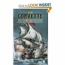 The Corvette, Richard Woodman, Used; Good Book