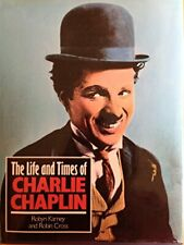 The Life and Times of Charlie Chaplin, Robyn Karney, Used; Good Book